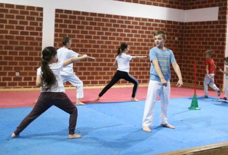 Mladi karataši pod vodstvom trenera Boltekovića odradili trening