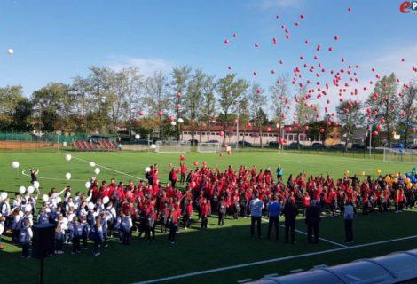 "Na svečanom otvorenju Športsko rekreacijskog centra ""Vlado Lešćan – Duspe"" predstavljanje projekta i sportova iz projekta ""Picoki za sport"""