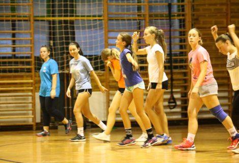 Rukometašice Đurđevca nastavile s treninzima nakon ljetne stanke u srpnju