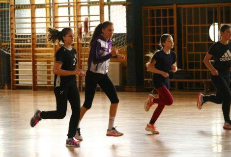 Rukometašice Đurđevca jedva dočekale povratak redovnim sportskim treninzima