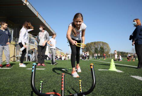 Raznim igrama i veselim druženjem na ŠRC-u Vlado Leščan Duspe obilježen Međunarodni dan sporta