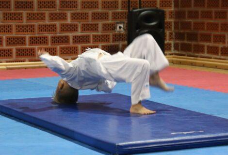 Članovi Karate kluba Đurđevac jedva dočekali povratak treninzima i svojoj dvorani