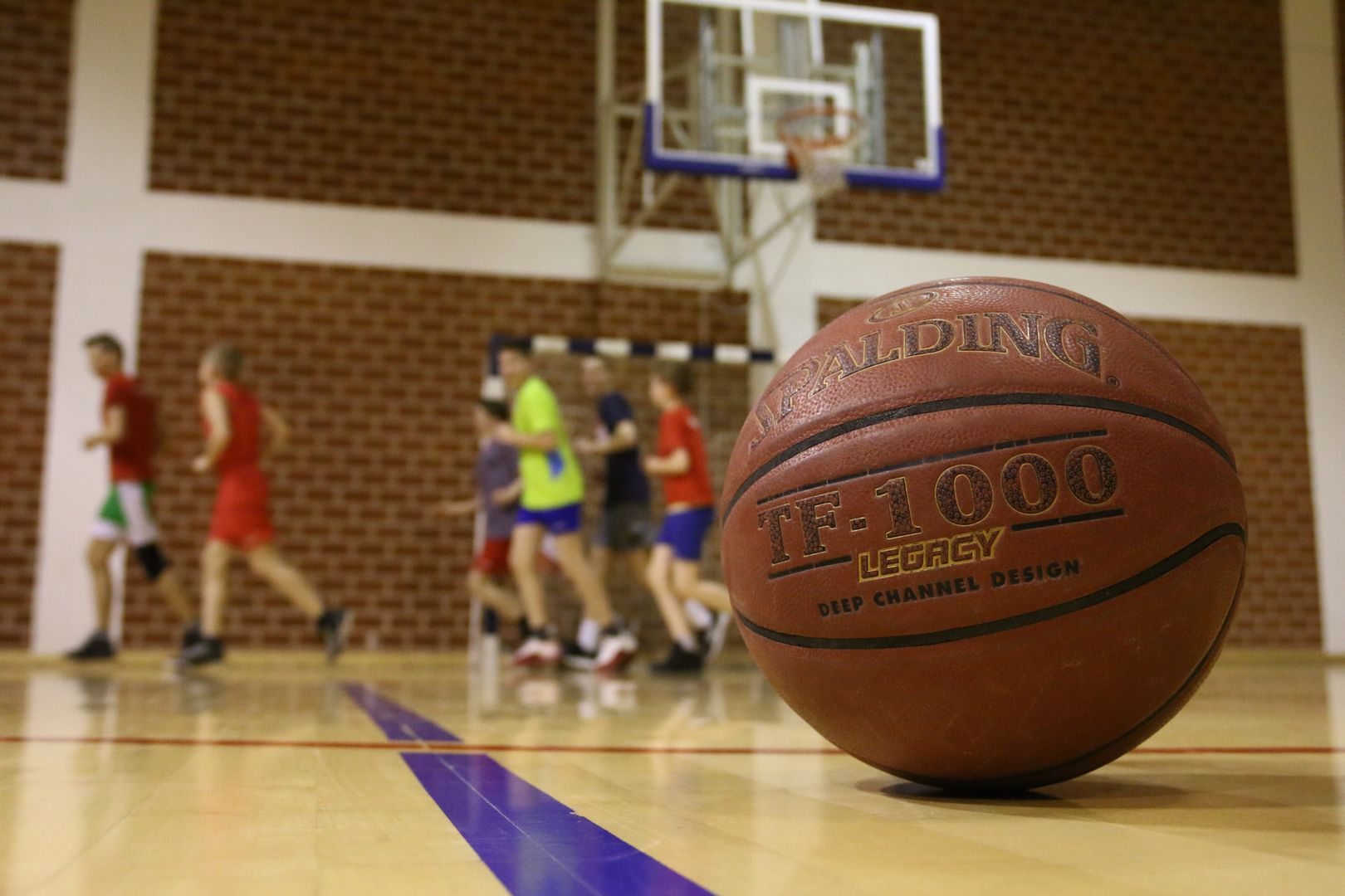 Međusobnom igrom zaključen još jedan trening mladih košarkaša đurđevačke Mladosti